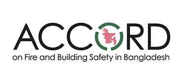 Logo accord on fire and building safety in Bangladesh