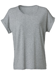 T-shirt donna Clique katy loose-fit